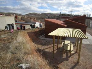 Albergue bioclimático de Blesa (Teruel)